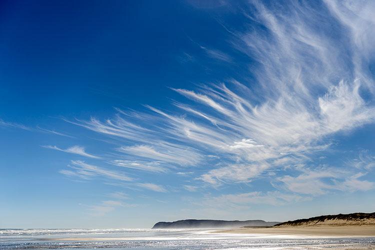 90 Mile Beach Sky