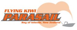 Flying Kiwi Parasail Logo