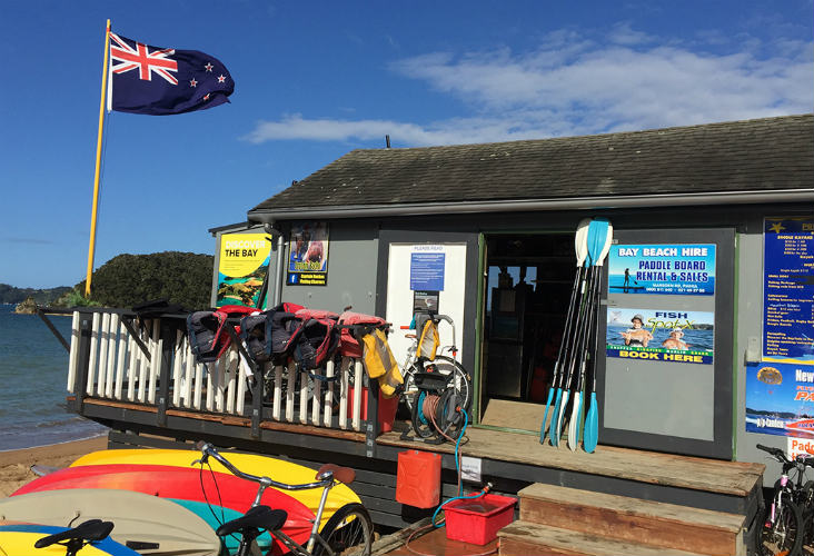 Bay Beach Hire, Bay Of Islands