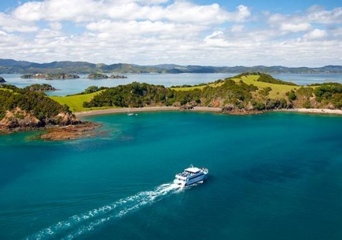 Bay of Islands Cruises and Boat Trips - Fun Water Activities