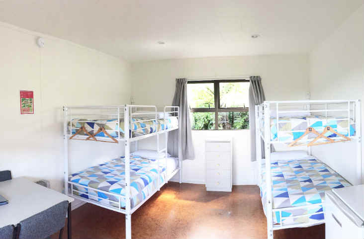 Bunkroom Top 10 Holiday Park Russell
