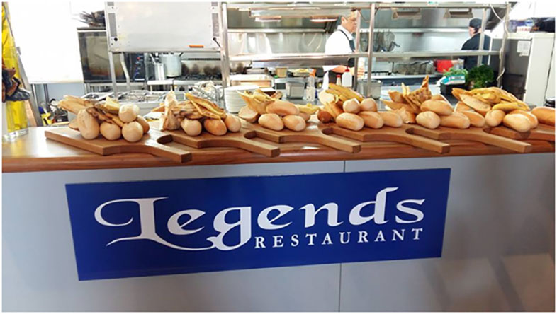 Legends Restaurant - Paihia