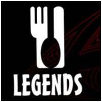 legends restaurant paihia logo