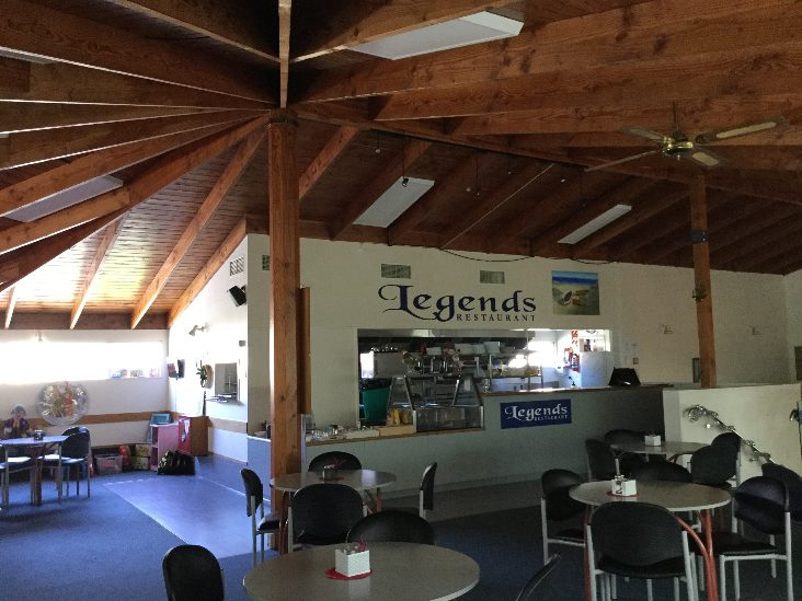 Legends Restaurant Paihia