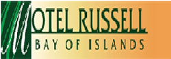 Motel Russell Logo