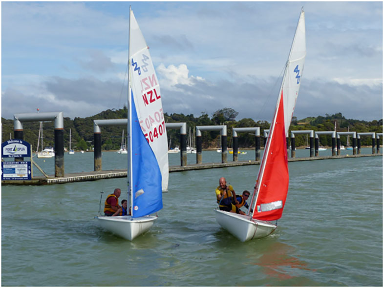 Opua Cruising Club - Bay of Islands