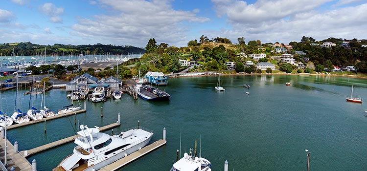 Opua Bay of Islands