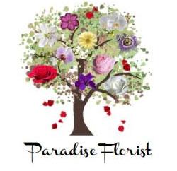 paradise florists logo