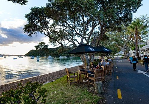 Restaurants Bay of islands