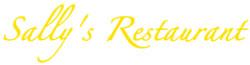 sallys restaurant russell logo