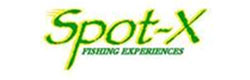 spot x fishing logo