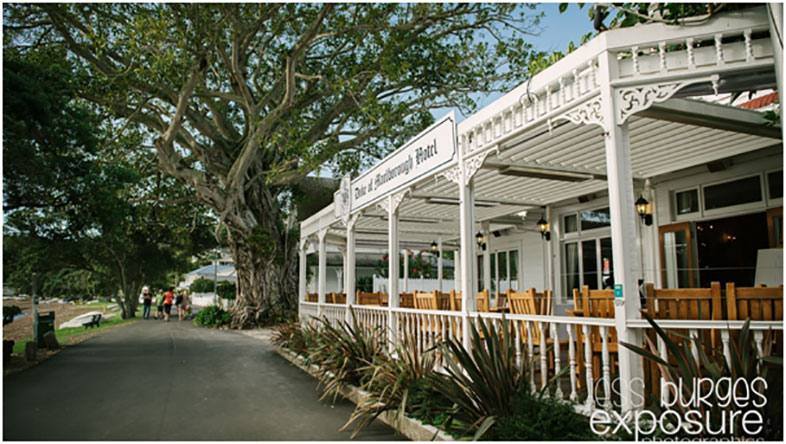 The Duke of Marlborough - Russell, Bay of Islands