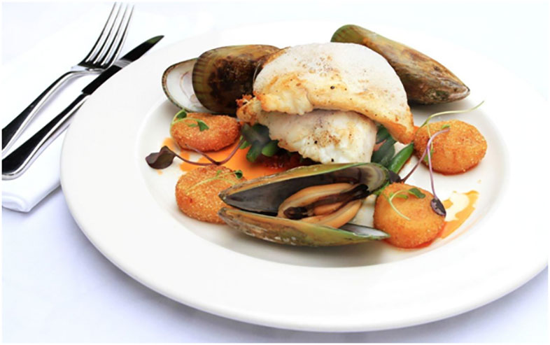Seafood - Duke of Marlborough Hotel