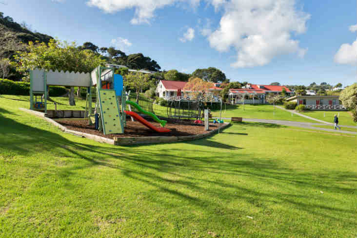 Top 10 Holiday Park Russell Grounds & Playground 732px