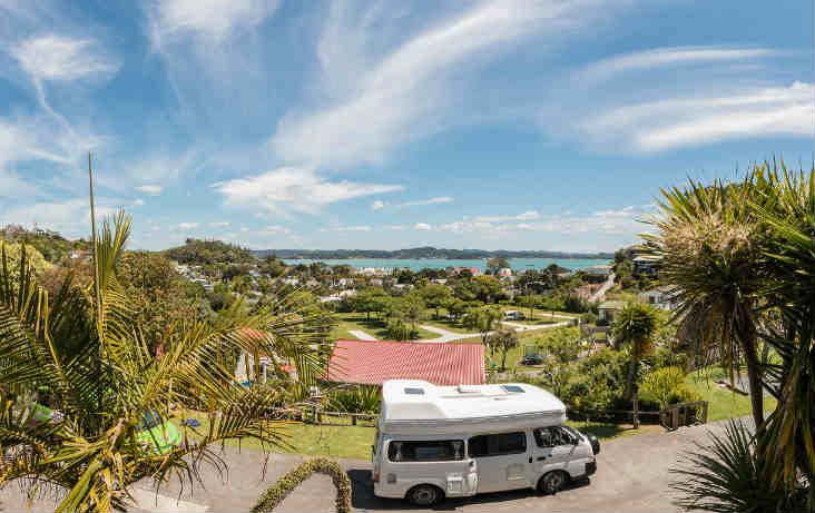 Top 10 Holiday Parks Russell Deluxe Waterview Sites 732px
