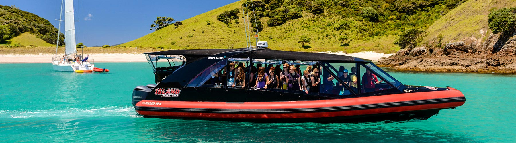 Water-Activities Bay of Islands
