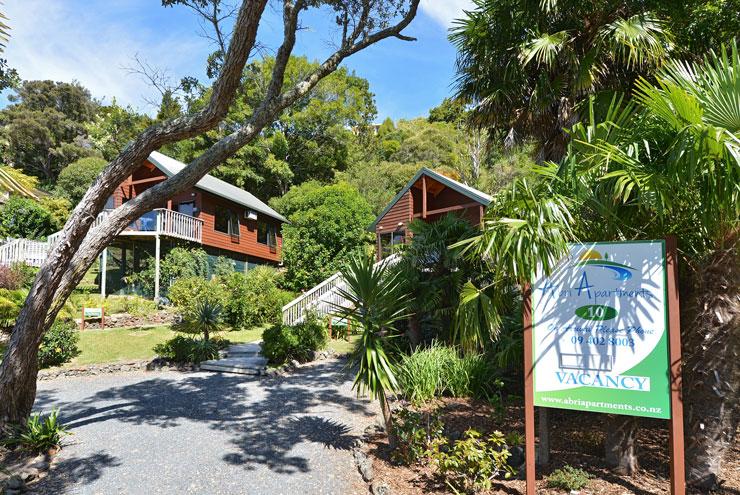 Abri Apartments - Bay of Islands