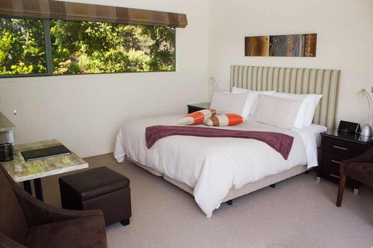 Room at the Allegra House - Bay of Islands