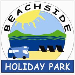 Beachside Holiday park Logo