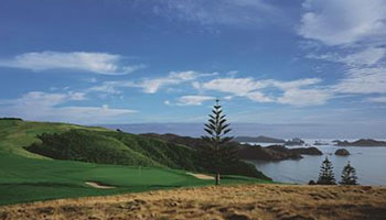 Kauri Cliffs Golf Club