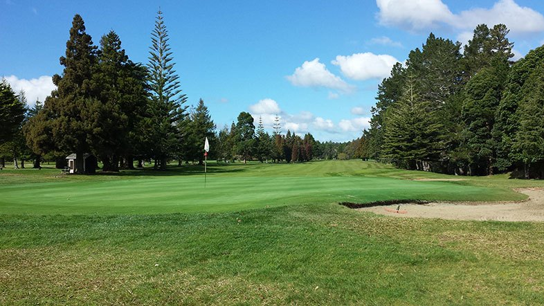 Bay of Islands Golf Club Kerikeri
