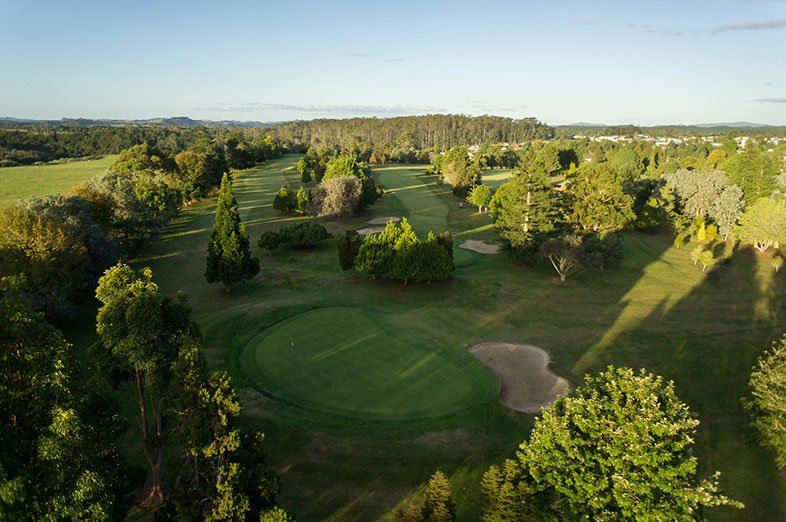 Golf Green Shade Kerikeri