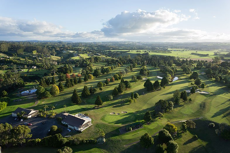 Kerikeri Golf Club view