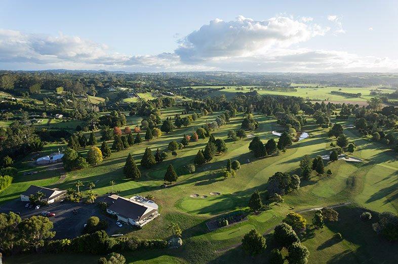 Kerikeri Golf Club view