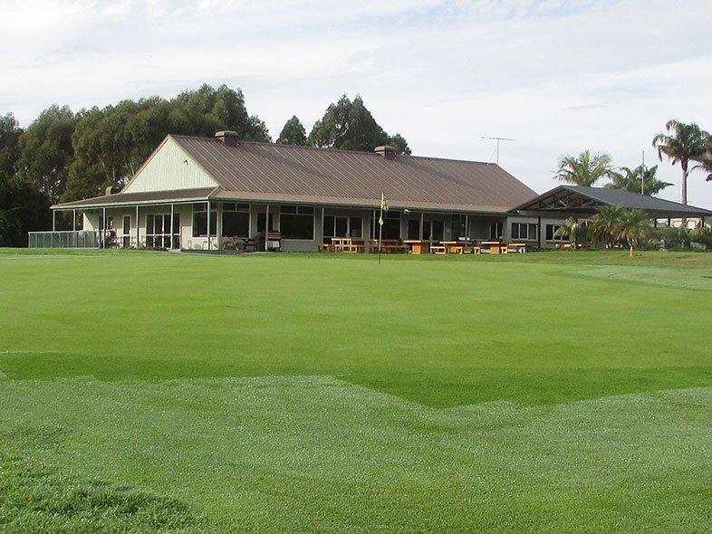 Golf House Kerikeri