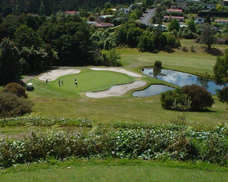 Sandbunker Kerikeri Golf Course