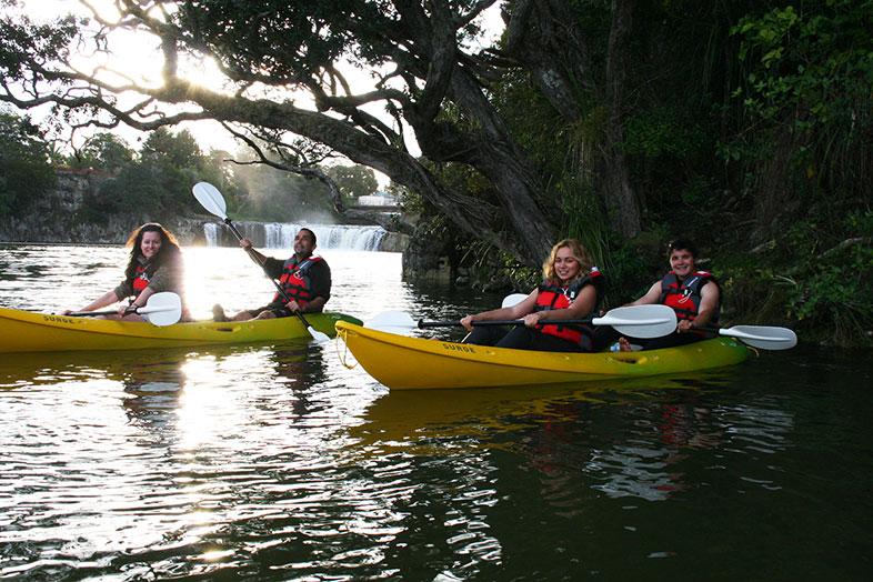 Kayak Cruise - Bay of Islands
