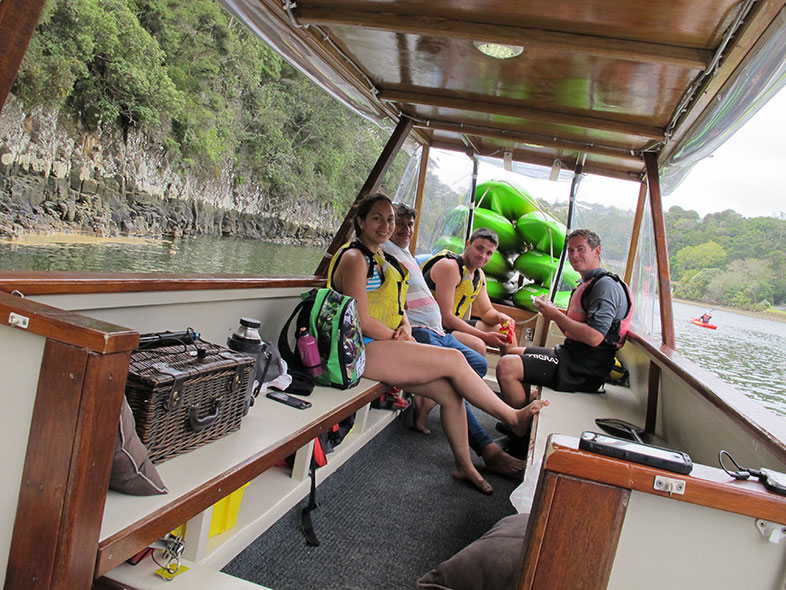 Bay of Islands Kayak Cruise