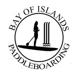 Bay of Islands Paddleboarding Logo