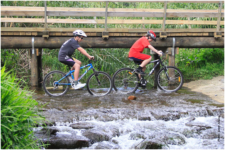 Top Trails Cycle Tour