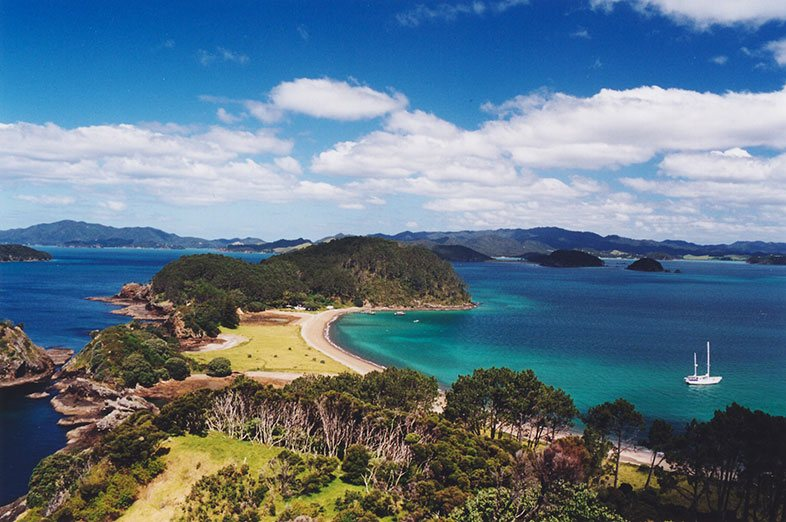 Bay of Islands View Point
