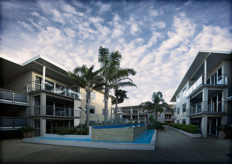 Edgewater Palms Apartments - Paihia