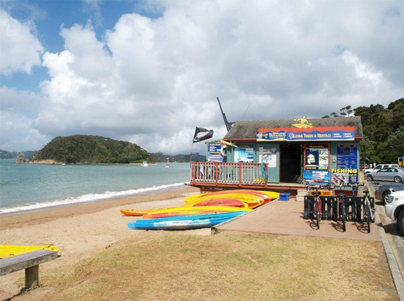 Bay Beach Hire - Bay of Islands