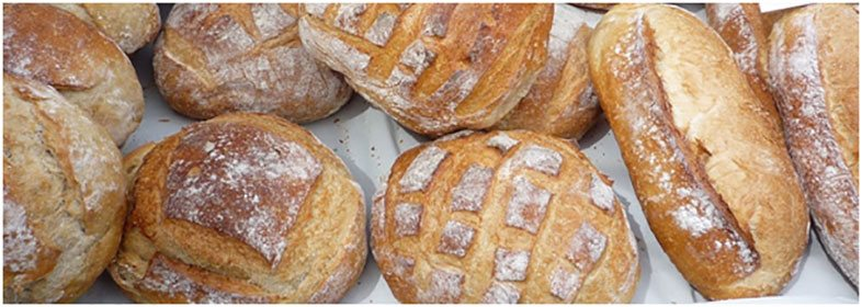 Bread at The Old Packhouse Market