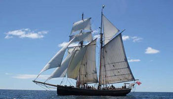 r tucker thompson ship