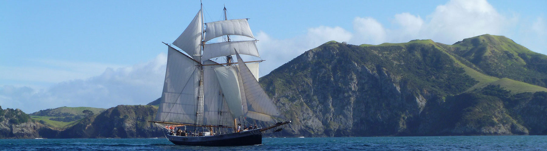 R Tucker Thompson Tall Ship Sailing