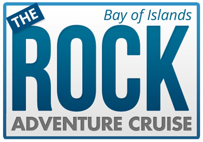 The Rock Adventure Cruise Logo