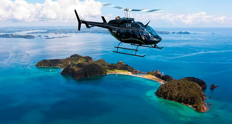 Scenic Helicopter Air Trips