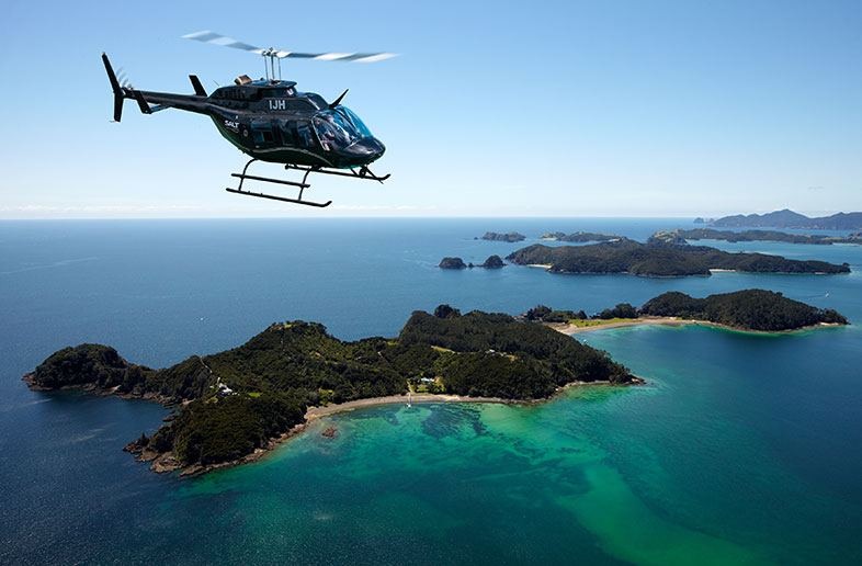 Salt air scenic flight tours