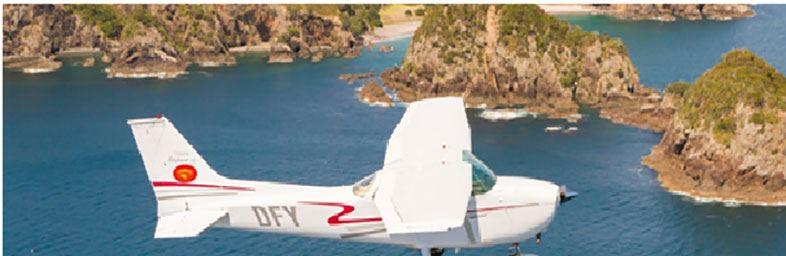 Discover Bay of Islands' coastline