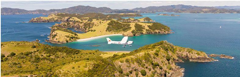 Bay of Islands' coastline