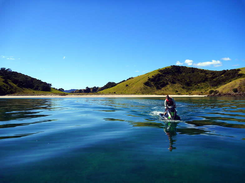 Tango Jetski Charters - Bay of Islands