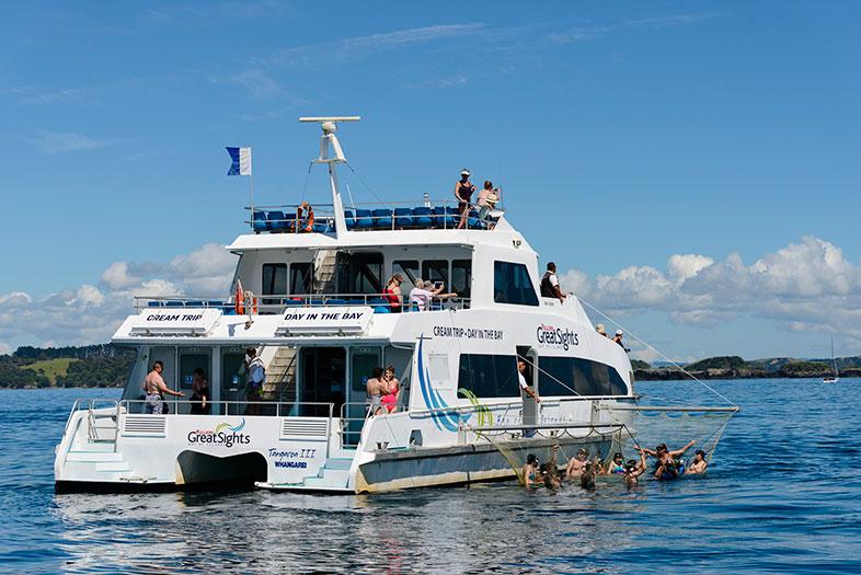 The Cream Trip - Bay of Islands