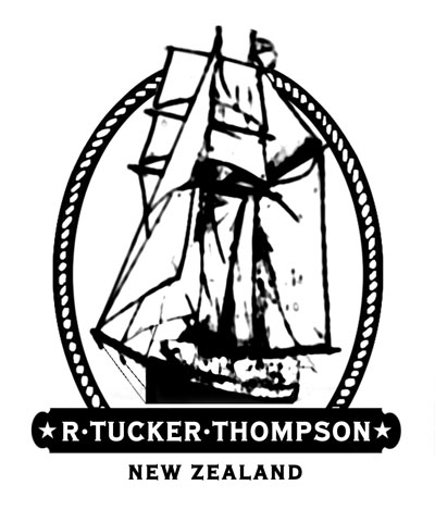 R Tucker Thompson Tall Ship Logo