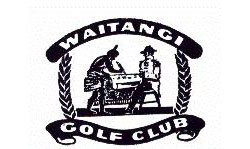 Waitangi Golf Club Logo