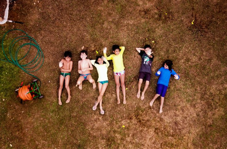 Bachcare Kids Lying down - 732 x 481